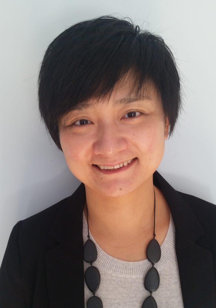 APSA Executive Assistant Lei Yu