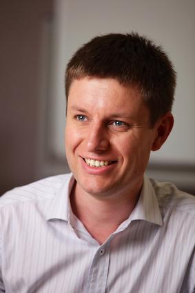 APSA Secretary / Treasurer Paul Fawcett