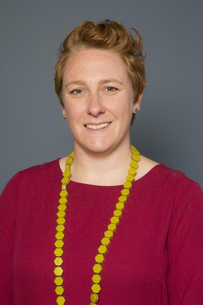 Women's caucus representative Jill Shepherd